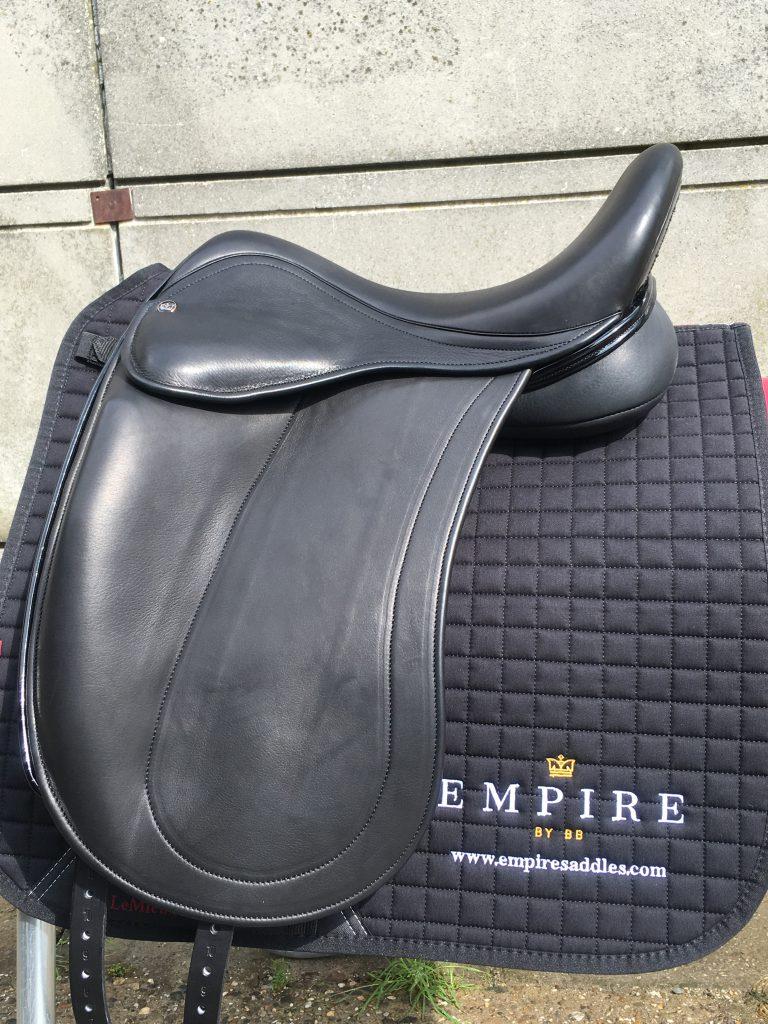 Zadel Empire saddles by BB Omani